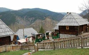 Дрвенград или деревня кустурицы